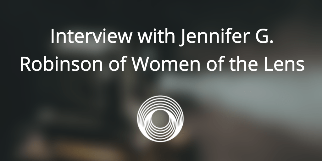 The Word is Opportunity: An Interview with Jennifer G. Robinson