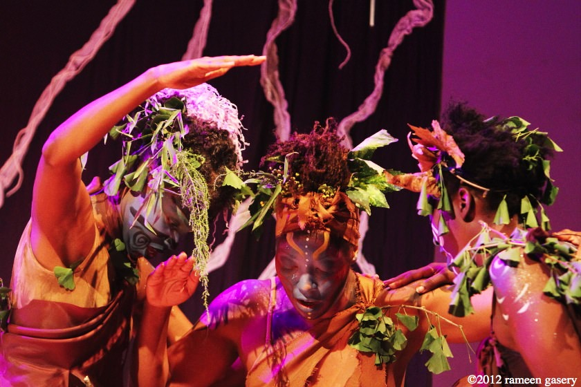 Indigo, A Blues Opera. Photos courtesy of Karma Mayet Johnson